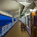 Small photo of The Promenade Deck at night on Ruby Princess