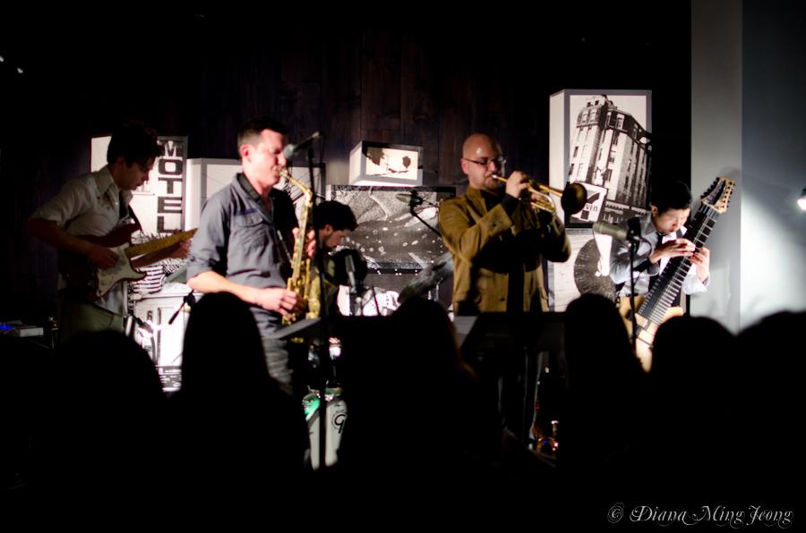 Daniel Rosenboom Quintet | Blue Whale