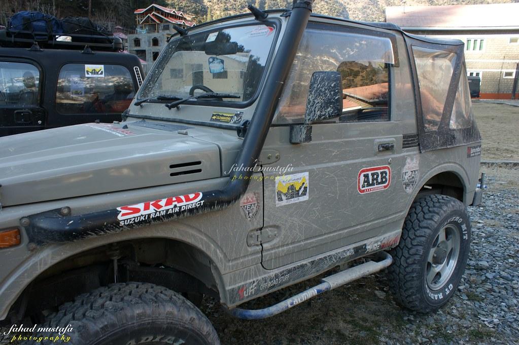 Muzaffarabad Jeep Club Neelum Snow Cross - 8468224467 d7b9fa9ffc b