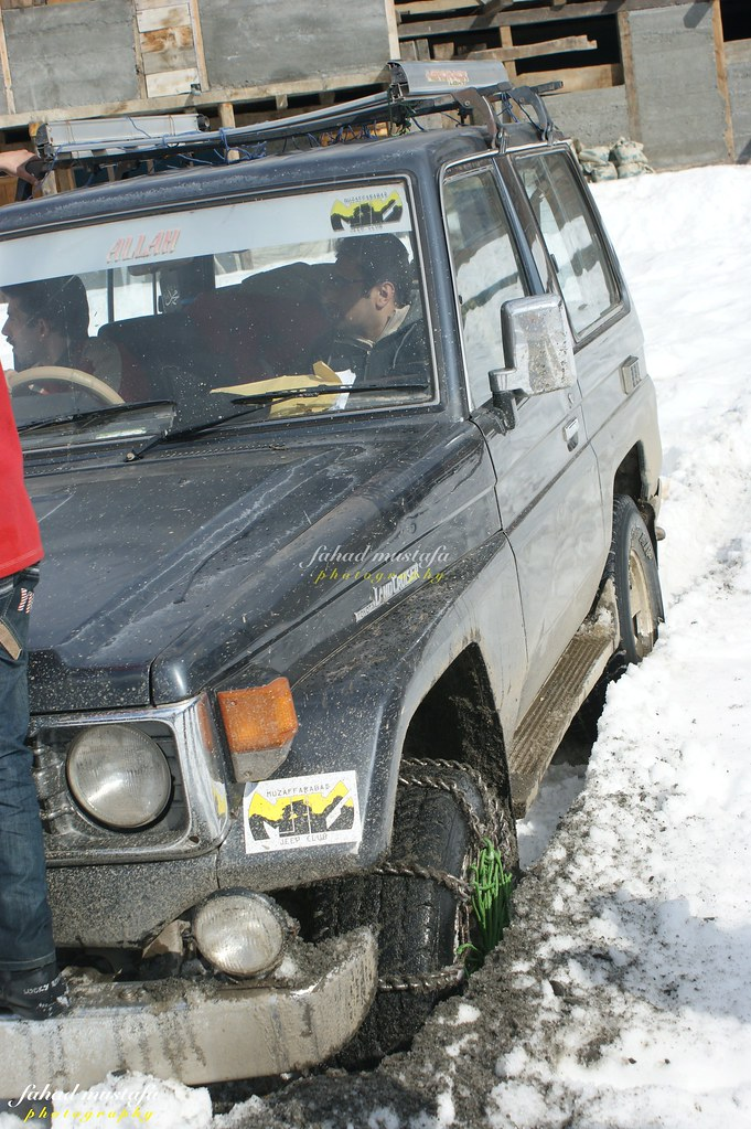 Muzaffarabad Jeep Club Neelum Snow Cross - 8470742593 53d37d6959 b
