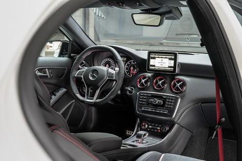 Mercedes Benz A 45 AMG