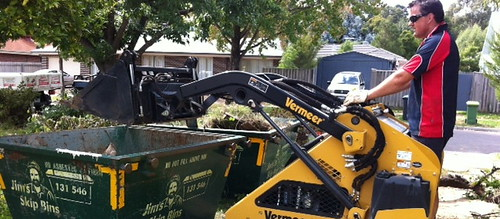 Dingo Digger Operator at Rouse Hill