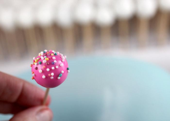 Baby Cake Pop
