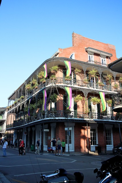 the quarter, new orleans
