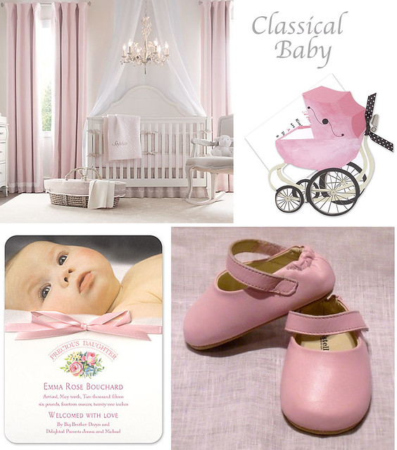 Traditional Baby -- Pink