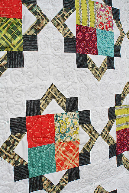 Chicopee Square Quilt