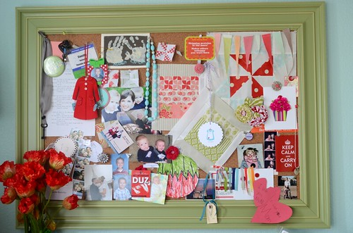 sewing room board