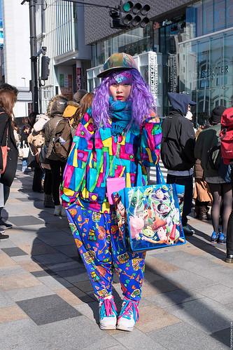 Colorful Decora Style, Harajuku