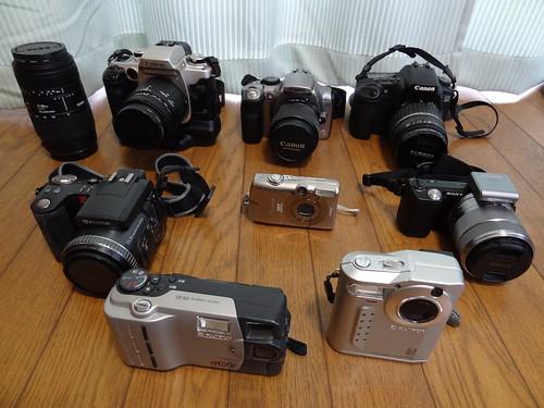 所有カメラ