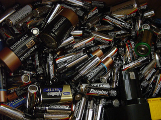Lots of Batteries