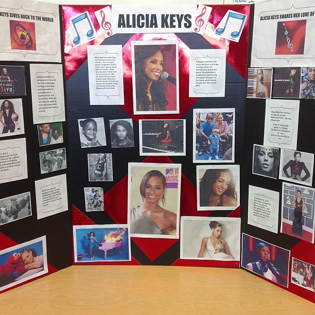 Header of Alicia Keys
