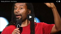 Bobby McFerrin at Montreal Jazz Festival