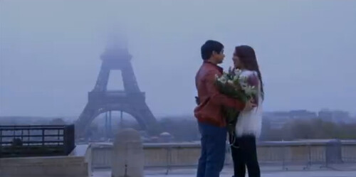 'A Moment in Time' Coco Martin and Julia Montes