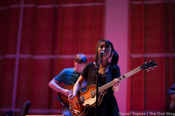 Deerhoof @ Merkin Concert Hall, NY 2/20/13