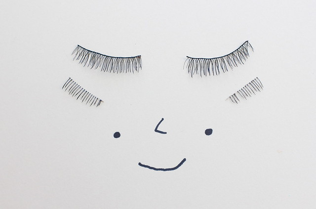 how choose false eyelashes