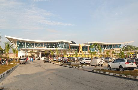 Bandara Sultan Syarif Kasim II di Pekanbaru