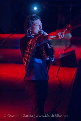 León Larregui @ Auditorio Josefa Ortiz, Qro!