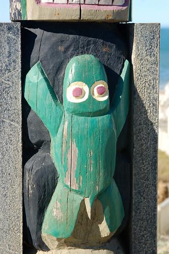 Totem Frog