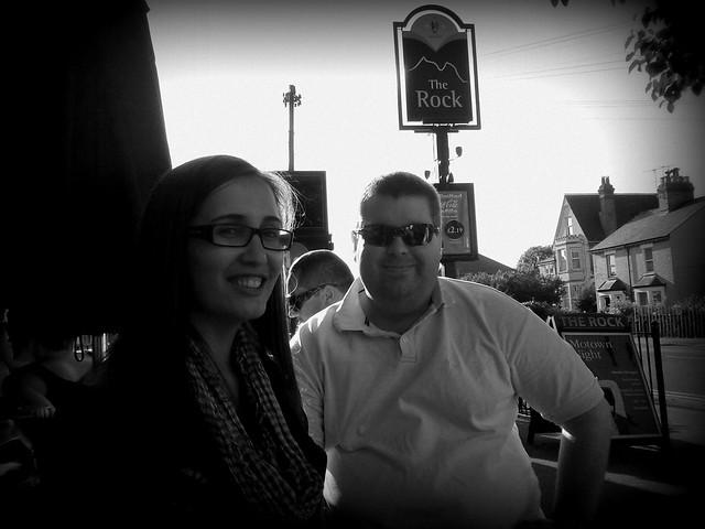 The Rock pub in Cambridge