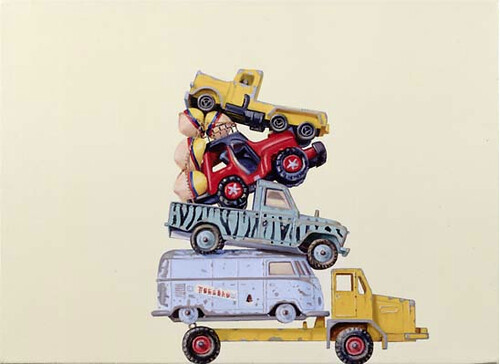 Jeremy Dickinson, Small Trucks, 2003
