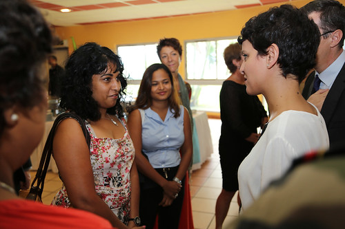 Les femmes, actrices de développement de La Réunion Centre de formation d'apprentis