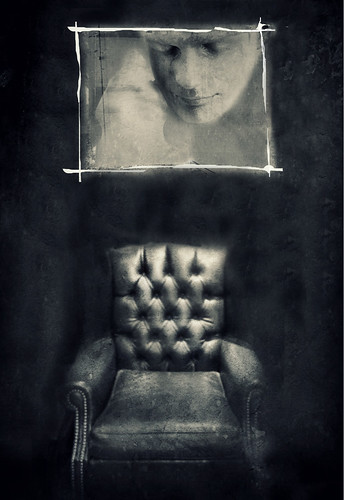 The Poet's Chair by DraMan/ Roger Guetta