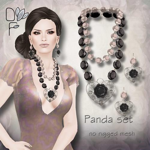 PANDA-set