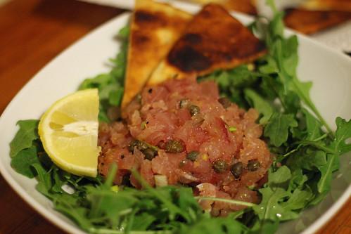 Nigella's Tuscan tuna tartare recipe