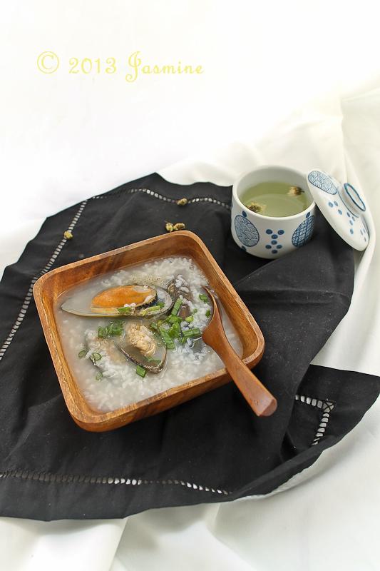 Mussel Congee