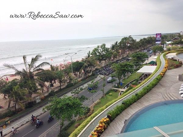 Sheraton Bali - Rebeccasaw