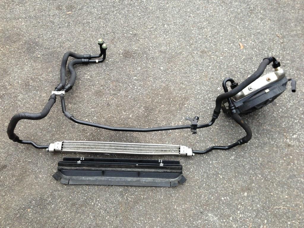 2005 e55 engine oil coolers and hoses / complete setup - mbworld