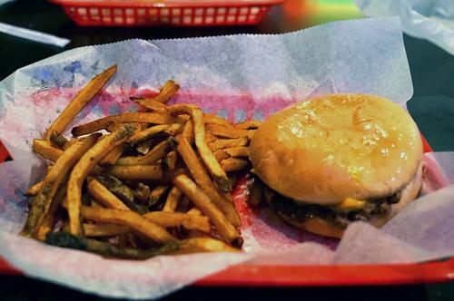 Dyer's Burgers - Beale Street, Memphis, TN