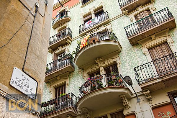 Plaça de la Revolució, Gràcia, Barcelona