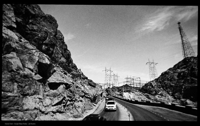 Hoover Dam - Google Maps Redux