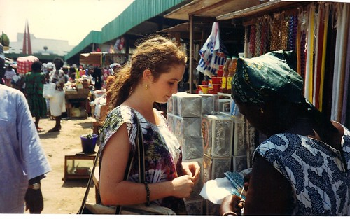Makola Market 1990