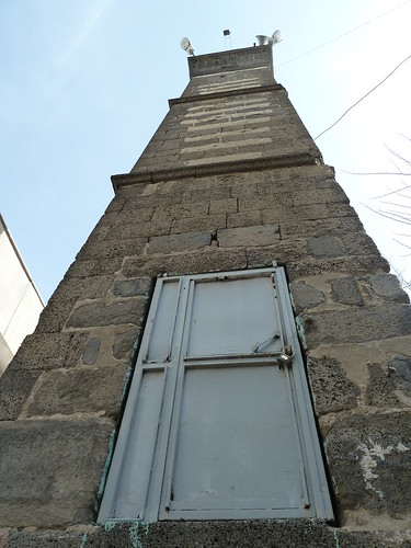 Diyarbakır's Four-footed minaret by mattkrause1969