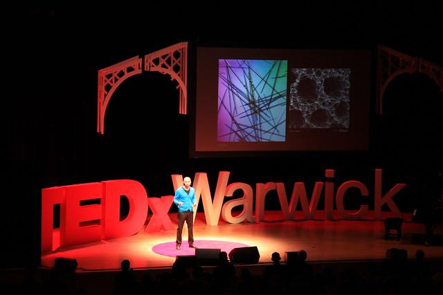 Luke Bawazer TEDx Warwick 2013 #TEDxWarwick