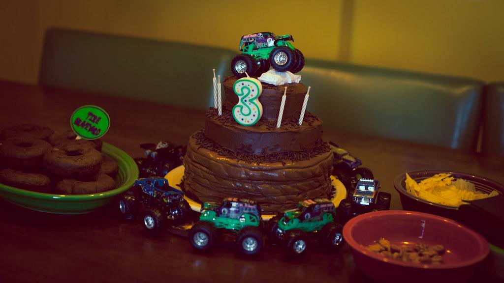 Truck Cake!