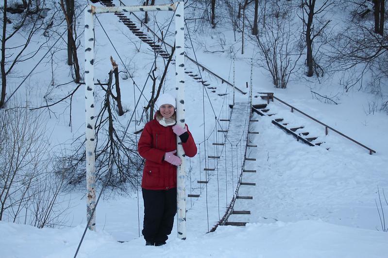 Отдых на лыжах. Выездной миссионерский семинар 7-10 марта 2013