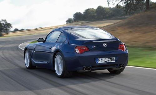 Bmw Z4m Coupe Curb Weight