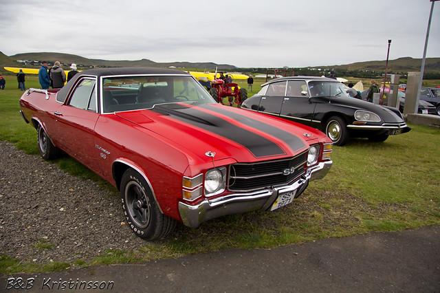 Chevrolet El Camino SS ´71 | Flickr - Photo Sharing!