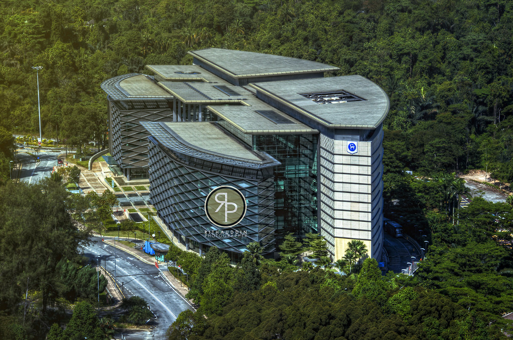 Lanai Kijang Bank Negara Sasana Kijang Bank Negara