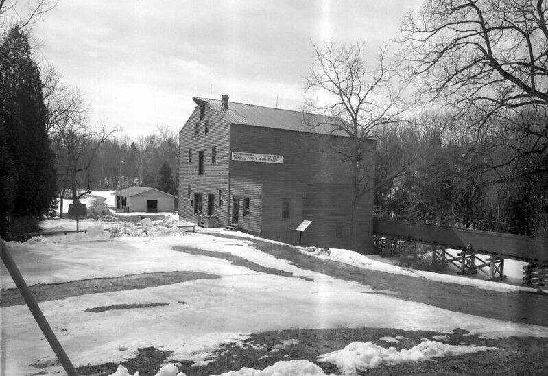 The Backhouse Mill