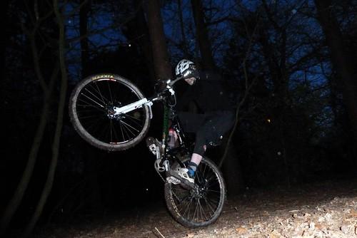 solo night ride by rOcKeTdOgUk