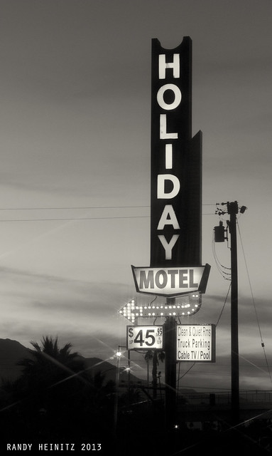 Holiday Motel from Flickr via Wylio