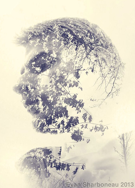 Human Nature (Double Exposure)