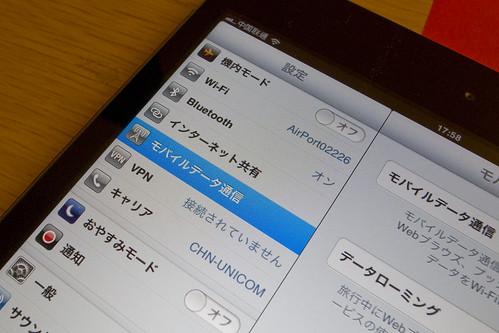 iPad mini SIM #2