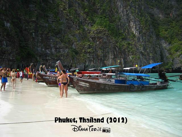 Phi Phi Island - Maya Bay 02