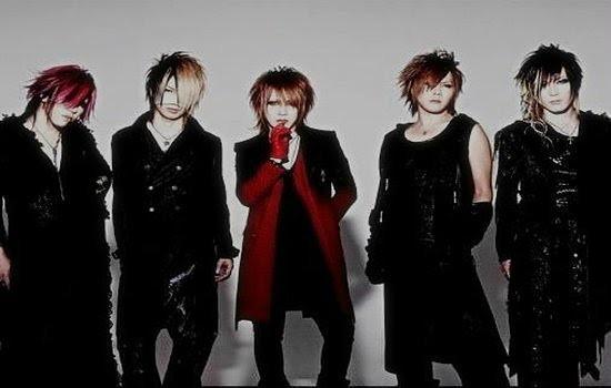 The Gazette Lançará Novo Álbum em 2013!