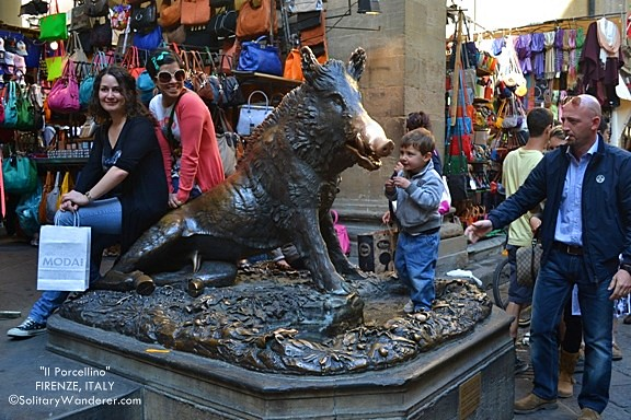 Lucky Sculptures in Europe